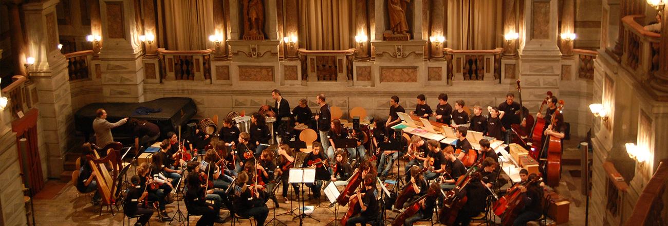 NEOS Orchestra – Mantova 2012